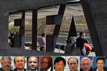 Alfredo Hawit se suma a dirigentes arrestados por corrupción en la FIFA