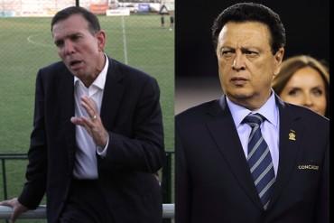 Presidentes de CONCACAF y CONMEBOL, suspendidos