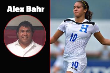 ¿Quien es Alex Bahr, padre de la talentosa delantera Elexa Bahr?