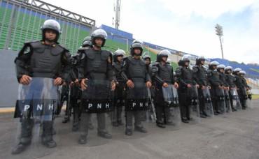 Fuertes anillos de seguridad tendrá el partido Motagua-Olimpia