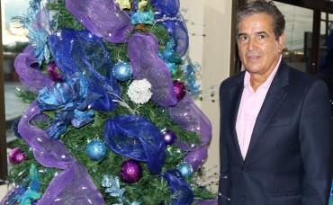 Jorge Luis Pinto, manda un afectuoso mensaje Navideño