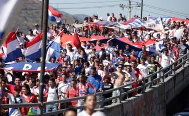 La Ultra Fiel tiene prohibido la entrada al clásico Motagua-Olimpia