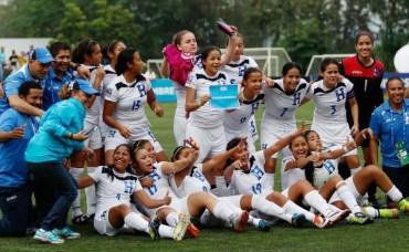 En Honduras el apoyo para el fútbol femenino es casi nulo