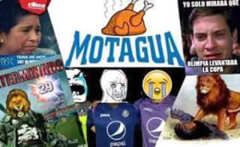 Aficionados se burlan de Motagua con los infaltables Memes
