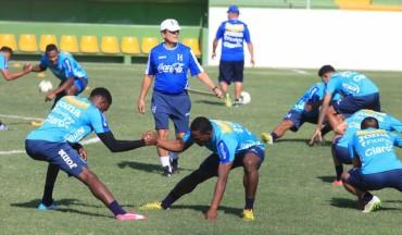 """La """"H"""" iniciará el año 2016 con amistoso ante Nicaragua"""