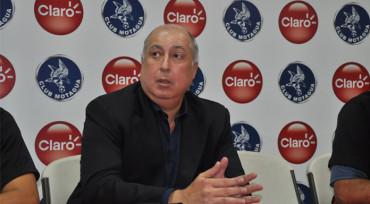 """Eduardo Atala: """"Esperamos que el estadio se vista de Azul"""""""