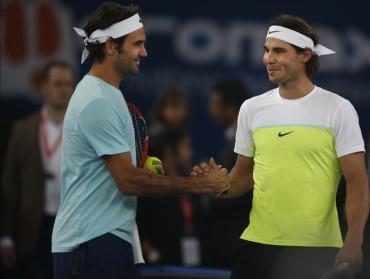 """Federer: """"La rivalidad con Rafa ha sido la más dura"""""""