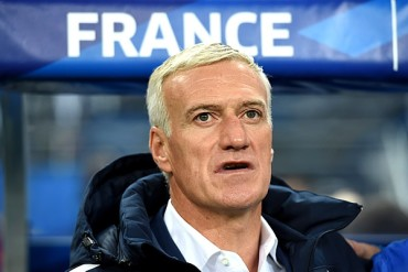 "Didier Deschamps: ""Benzema cometió un error"""