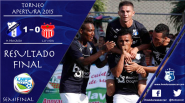 Honduras Progreso se clasifica a su primera final del fútbol hondureño