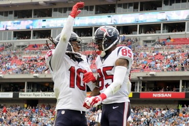 Futbol Americano | Texans 34-6 Titans; Houston, cerca de Playoffs