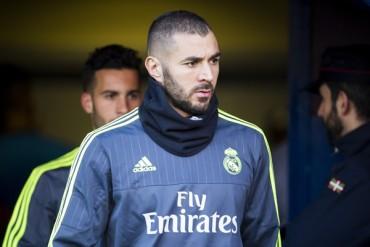 Benzema, suspendido de la selección francesa