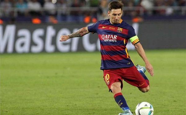 VIDEO: Messi, candidato al Balón de Oro 2015
