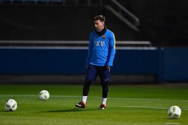 Messi, sin garantías para Final del Mundial de Clubes