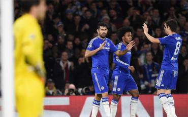 El Chelsea de 'Mou' vence al Porto de Casillas