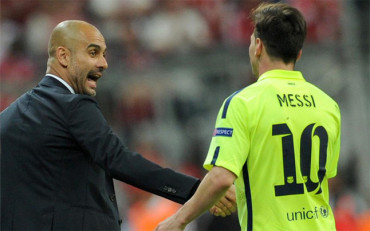 El Manchester City sueña con Messi y Guardiola