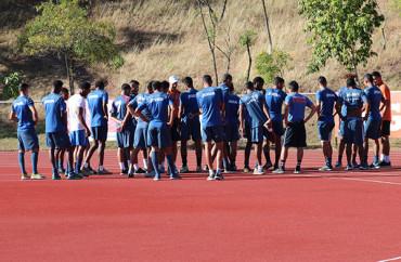 Motagua continúa sus trabajos de pretemporada de cara al Torneo de Clausura