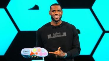 LeBron James firma un contrato de por vida con Nike