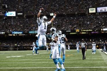 Futbol Americano | Panthers 41-38 Saints; Carolina ganó su División