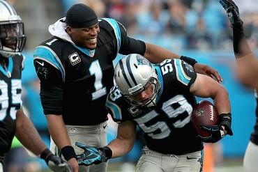 Futbol Americano   Falcons 0-38 Panthers; Newton, rumbo al MVP