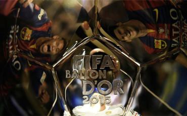 El Balón de Oro ya espera a Messi, Neymar y Cristiano Ronaldo