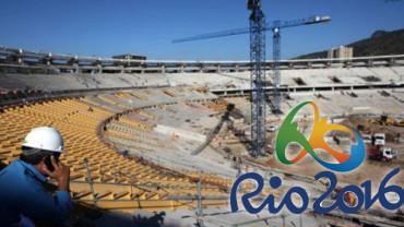 JJOO de Río 2016 presenta atraso en obras