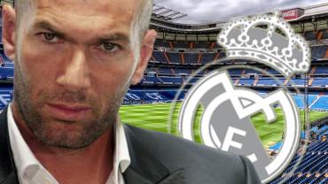 Zinedine Zidane es el ELEGIDO para dirigir al Real Madrid