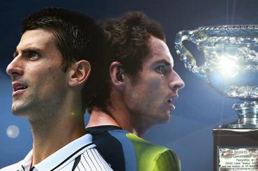 Murray vrs 'Nole' en la Final del AUS Open