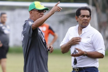 """Rolando Peña: """"Esperamos que dentro de seis meses el equipo sea autofinanciable"""""""
