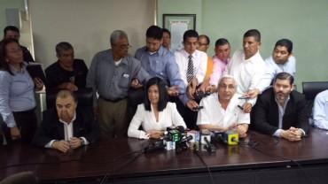 Dirigentes del fútbol hondureño se reunieron hoy con la DEI