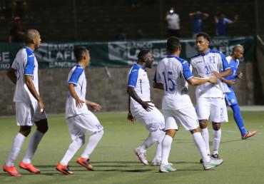 """La """"H"""" sin convencer venció a la Selección de Nicaragua"""