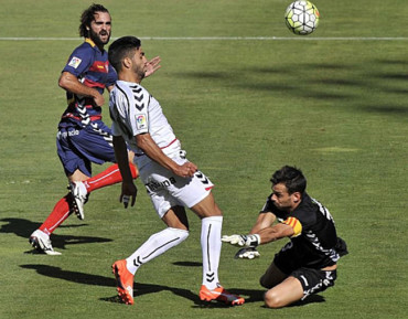 El Albacete de Jona Mejía obtiene una derrota mas en España