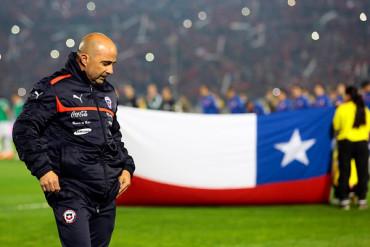 "Sampaoli: ""Chile está ganando respeto"""