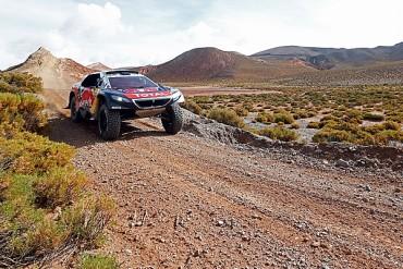 Sainz sorprendió y ganó 7ma etapa del Dakar