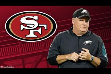 Chip Kelly, nuevo head coach de 49ers