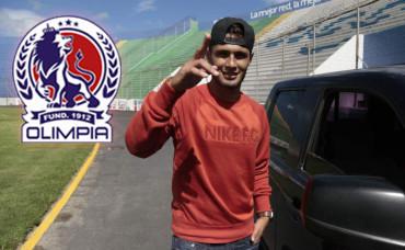 Olimpia cerró el fichaje del volante Alex López