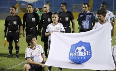 Definidos los cruces de los cuartos de final de la Copa Presidente