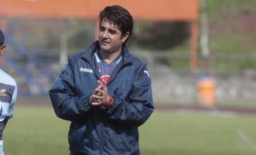 Diego Vázquez explotó contra el arbitraje luego de perder ante Olimpia