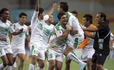 Selección sub-23 de Irak clasifica a los Juegos Olímpicos de Río 2016