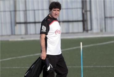 """Héctor Vargas: """"Estoy satisfecho por la buena efectividad en el ataque"""""""