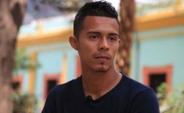"""Bayron Méndez: """"Estoy alegre por el gol que hice con la selección"""""""
