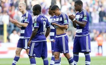 Reapareció el hondureño Andy Najar en derrota del Anderlecht