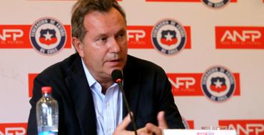 """Federación de Chile: """"No ha existido contactos a la fecha con ningún entrenador"""""""