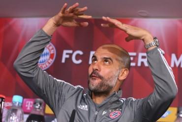 """Guardiola: """"A Zidane le deseo lo mejor, no lo perfecto"""""""