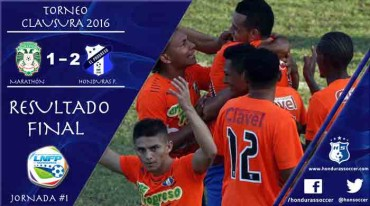 El campeón Honduras Progreso inicia el torneo con una victoria