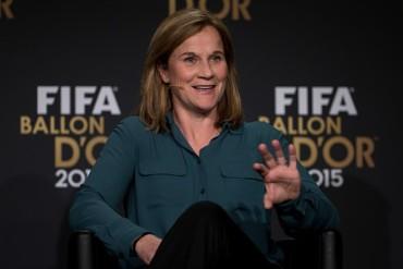 Jill Ellis, mejor entrenadora de la FIFA 2015