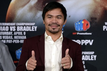 Pacquiao confirmó retiro tras pelea ante Bradley