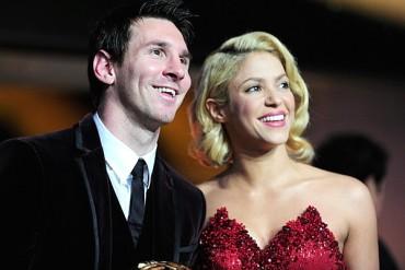 Messi y Shakira promoverán desarrollo de la ONU