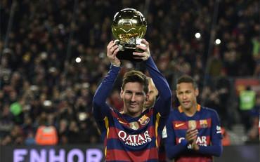 """Messi: """"En el Barcelona mantenemos el mismo hambre de títulos"""""""