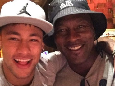 Michael Jordan ficha a Neymar