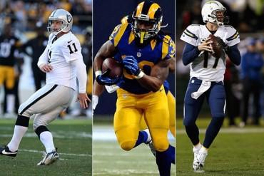 Futbol Americano | Raiders, Rams y Chargers buscan mudarse a LA